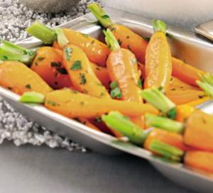 Image for Glazed Orange Carrots