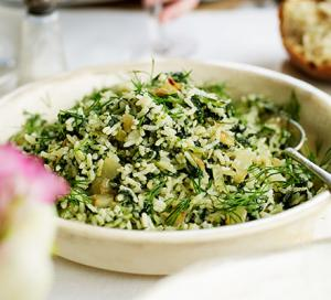 Image for Spinach Rice