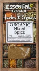 Image for Mixed Spice - Dried