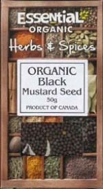 Image for Mustard Seed Black - Dried