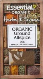 Image for All Spice Ground - Dried